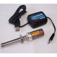 Kyosho Glow Plug Heater and Charger
