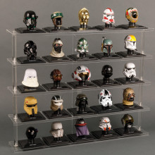 Star Wars | Helmets Collection | Display Unit