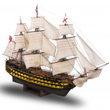Build HMS Victory - 1:84 scale replica