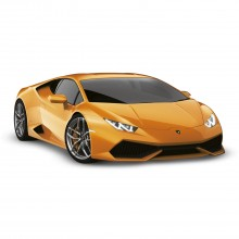 Build and Drive the Lamborghini Huracán 1:10 Model