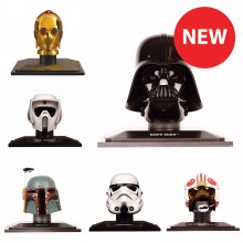Star Wars Helmets Collection - Get these helmets and more!