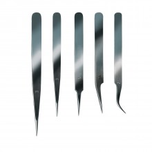 Set of Fine Tweezers | Tools