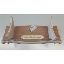 Soleil Royal Display Stand