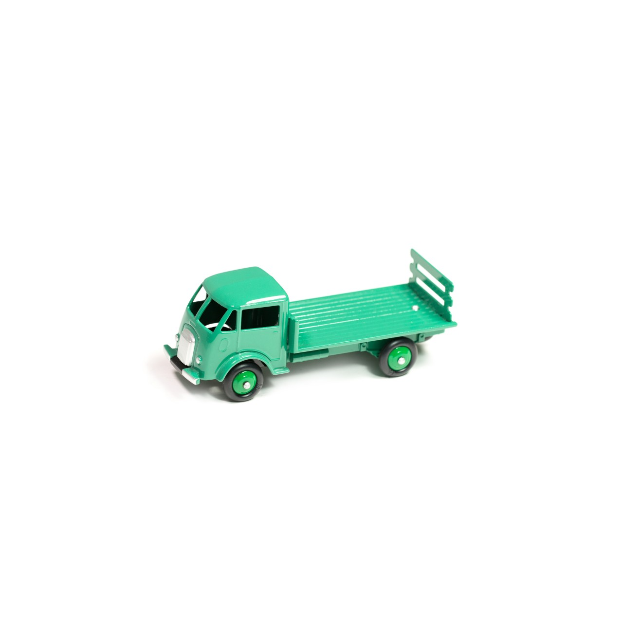 Dinky Trucks Modelspace 1948 Ford Semi Truck Flatbed Autocar Isobloc Green