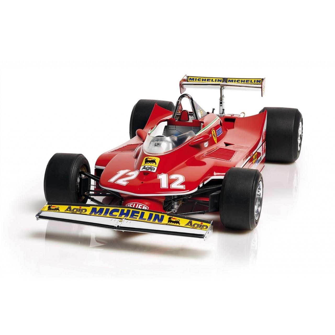 Build The Ferrari 312 T4 Model Car Modelspace
