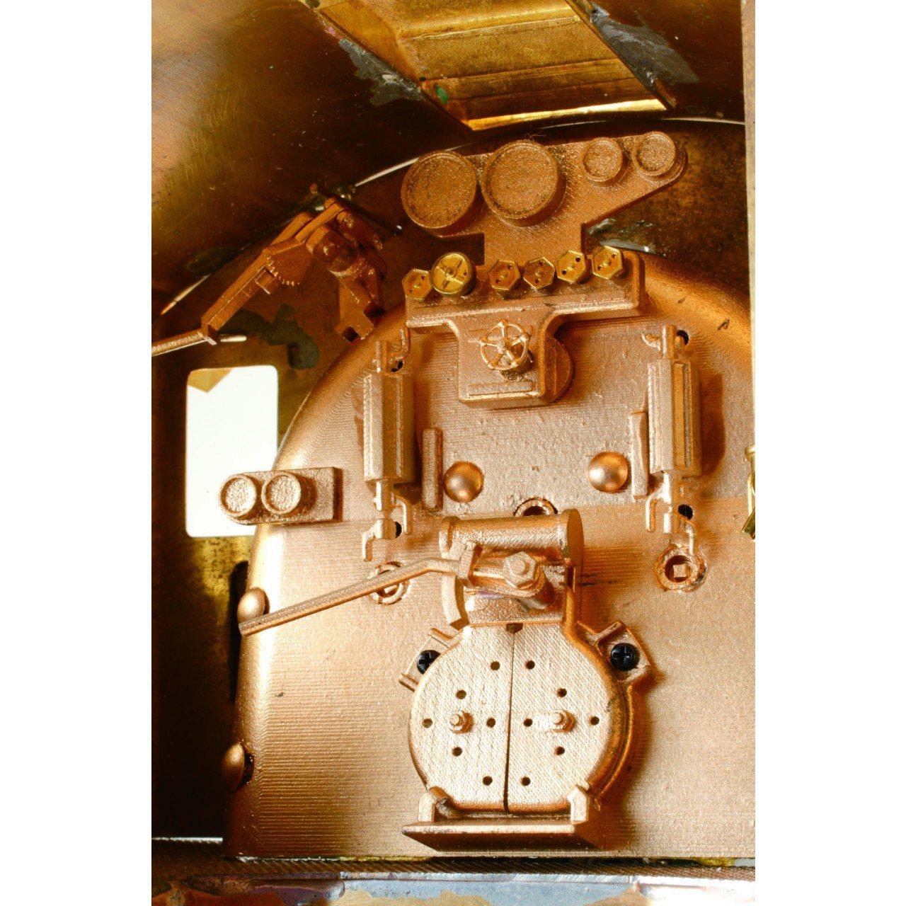 D51 200 Locomotive | 1:24 Model | Full Kit
