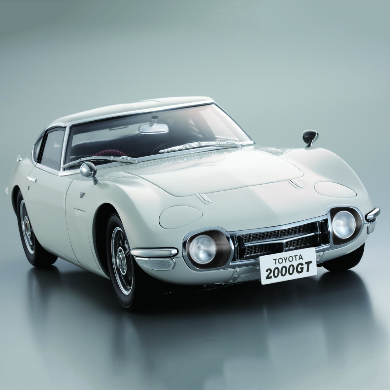 Build Your Own Car Kit >> Toyota 2000GT | 1:10 Scale Model Car | Full Kit | ModelSpace