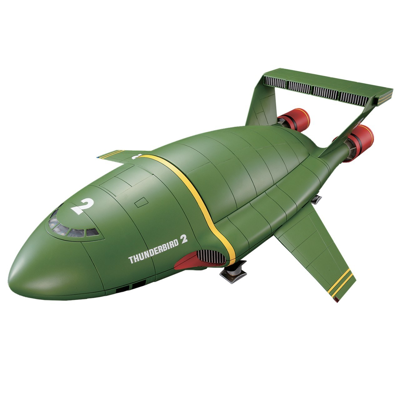 Build The Thunderbird