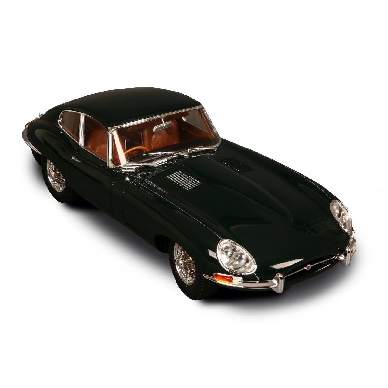 Jaguar jaguar e : Build the Jaguar E-Type | ModelSpace