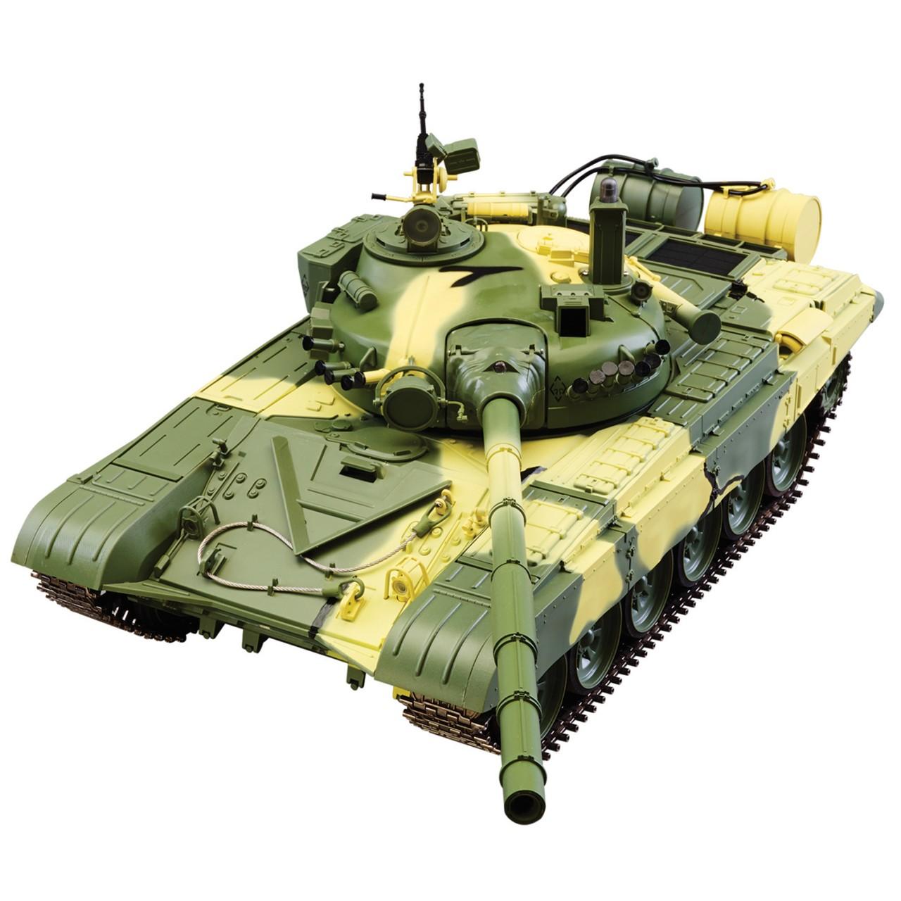 t 72 russian tank 1 16 military model de agostini model