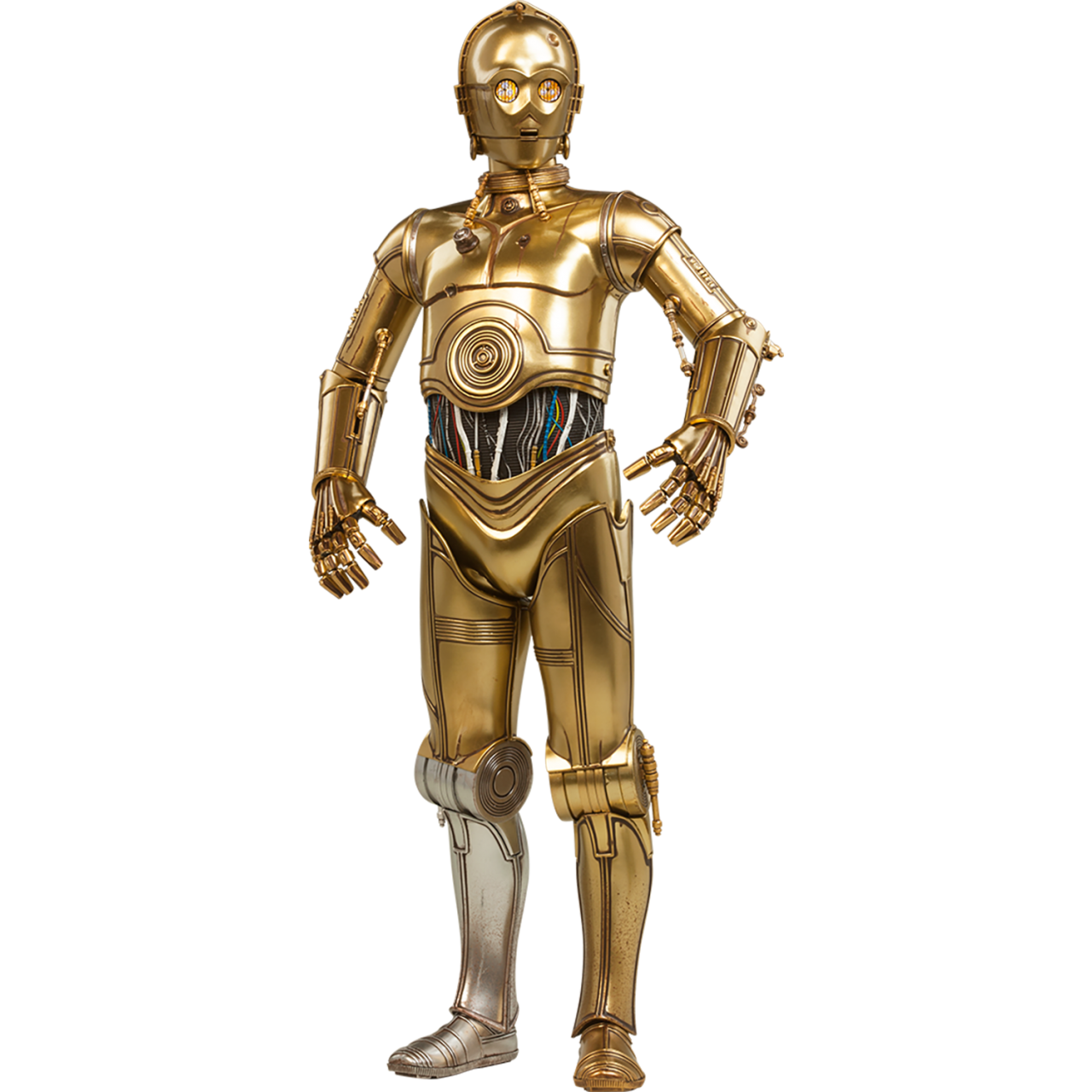 c 3po star wars figure 1 6 scale star wars collectibles de agostini modelspace. Black Bedroom Furniture Sets. Home Design Ideas