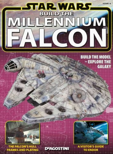 Build the Millennium Falcon