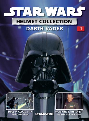 Star Wars Helmets - Magazine 1