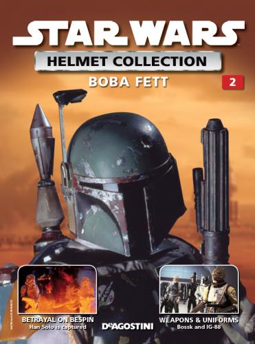 Star Wars Helmets - Magazine 2