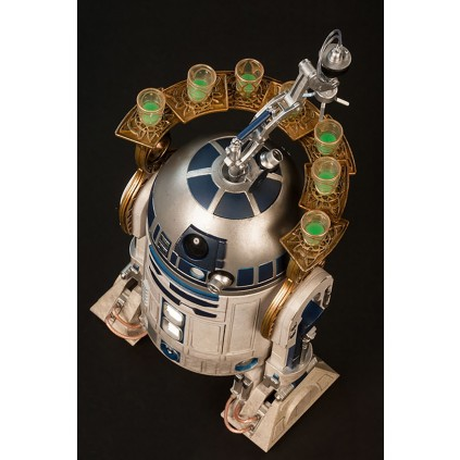 R2-D2 Deluxe Star Wars Figure | 1:6 Scale