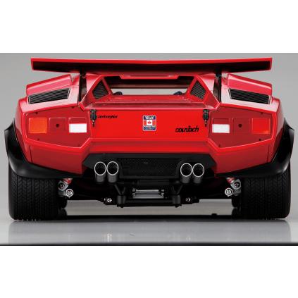 Lamborghini Countach LP 500S - Rear Wing