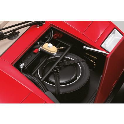 Lamborghini Countach LP 500S - Spare wheel.