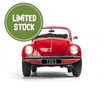 VW Beetle Cabriolet Model Car
