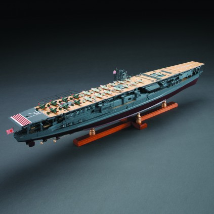 Build IJN Akagi - measures over a metre long