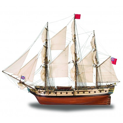 Build HMS Surprise - 1:48 Scale