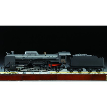 Build D51 Steam Locomotive