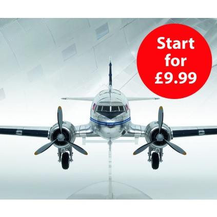 Build The Douglas DC-3 Model - Start Price