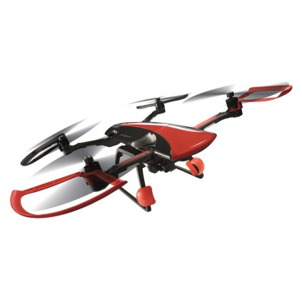 Build & Fly the Sky Rider Drone