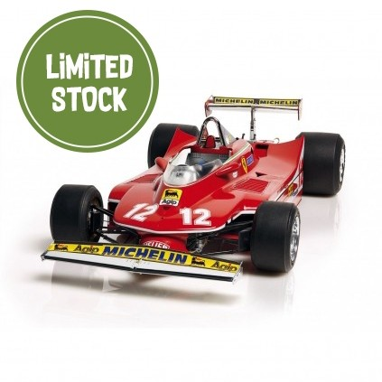 Ferrari 312 T4 Model Car | 1:8 Scale