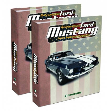 Ford Shelby Mustang - Binders Set