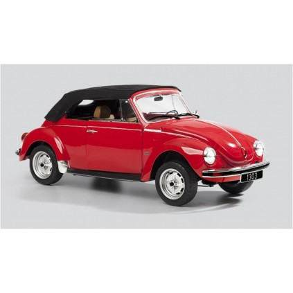 VW Beetle Cabriolet Model Car