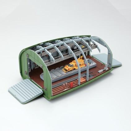 Thunderbird 2   1:144 Scale   Full Kit