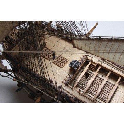 Build HMS Victory - 1:84 scale replica