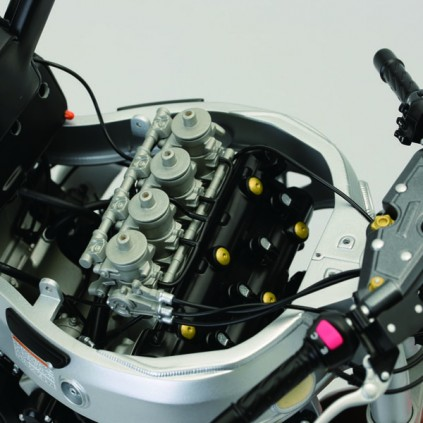 Suzuki GSX 1300R Hayabusa - Scale model