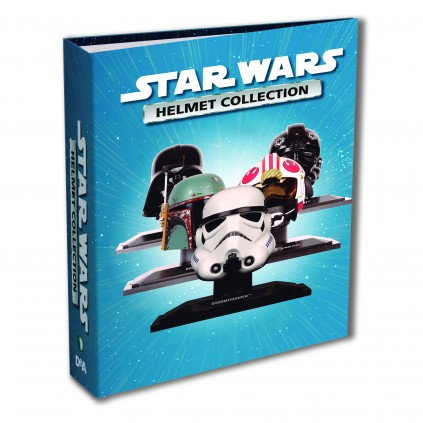 Star Wars Helmets - Binder