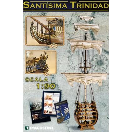 Santisima Trinidad Full Kit