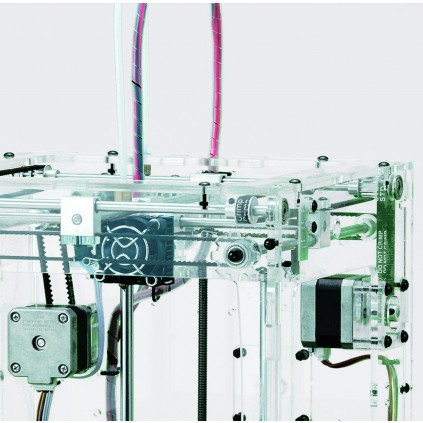 Build your own 3D printer - idbox!