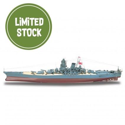 Build the Battleship Yamato