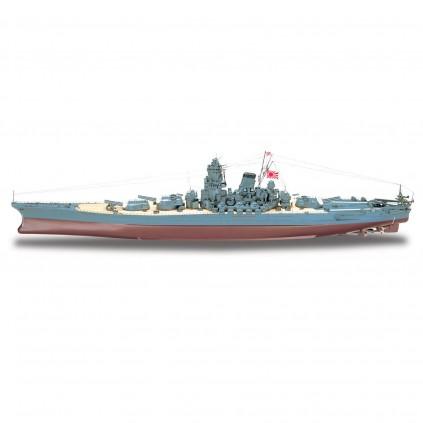 The Battleship Yamato