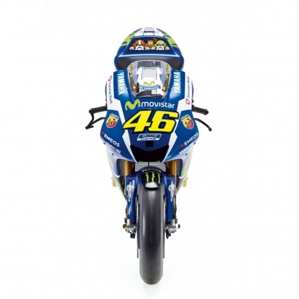 Valentino Rossi's 2016 MotoGP Yamaha YZR-M1 motorcycle | 1:4 Model