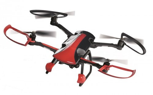 Build and fly the Sky Rider Drone