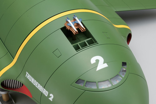 Build the Thunderbird 2