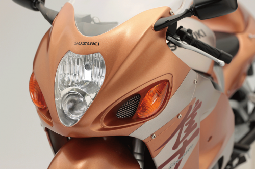 Suzuki GSX 1300R Hayabusa scale model