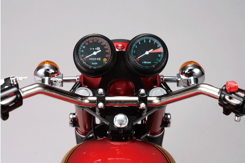 CB750 Honda 1:4 scale model