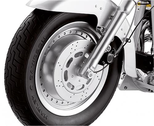 Harley-Davidson Fat Boy - The Tyre
