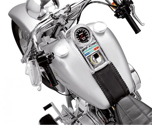 Harley-Davidson Fat Boy - The front