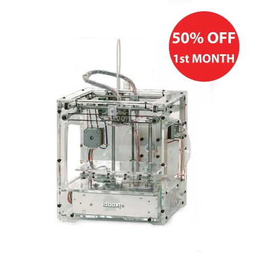 Build your own 3D printer - idbox!