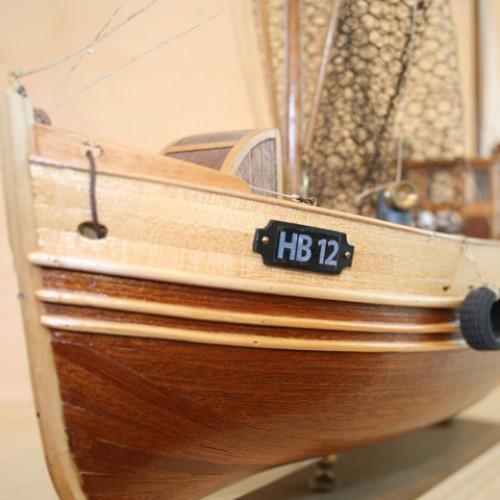 Bremen Fishing Boat   1:35 Model   Full Kit