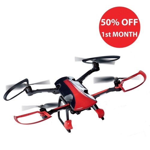 Build the Sky Rider Drone - 50% OFF YOUR 1ST MONTH