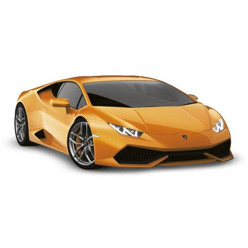 Build and Drive the Lamborghini Huracán 1:10 Model- New standards of design to the world of RC cars