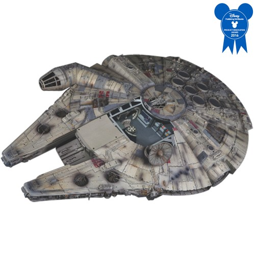 Build the Millennium Falcon - Product Innovation Award 2016